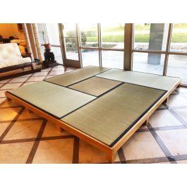 Tatami 9x9 Platform In 2020 Tatami Room Japanese Room Asian Interior Design