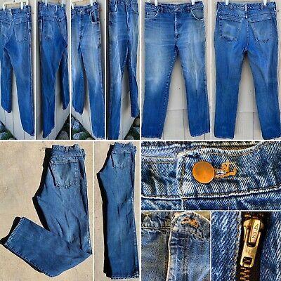 Vintage Elk Brand Jeans Rn 21276 Talon 42 Zipper 34 X 34 In 2020 Jeans Brands Vintage Jeans Vintage Fashion