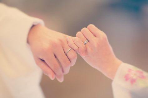 結婚指輪を使って撮るウェディングフォト 前撮りの写真撮り方 Marry