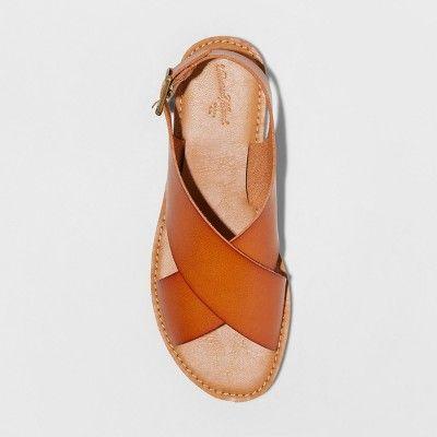Giuseppe Zanotti Orange Glitter Detail Sandals