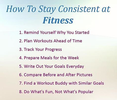 fitnessmotivation When you make a consistent...