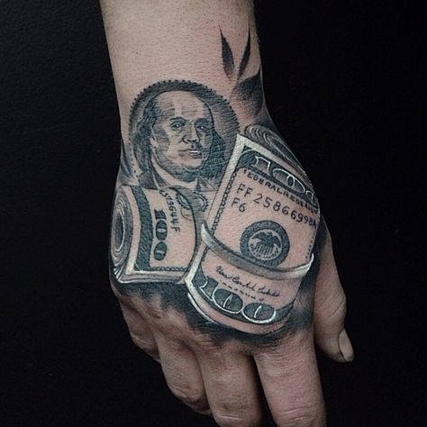 20 Unique Money Tattoo Designs - Key to Getting Everything