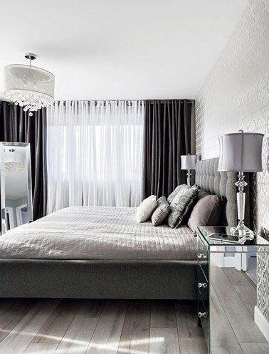 interior design ideas bedroom curtains sets