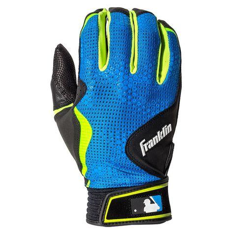 Youth Franklin Sports Freeflex Series Batting Gloves Batting