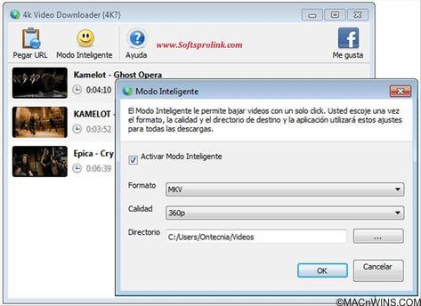 4k Video Downloader 4 14 1 Program Indirme Sitesi Uygulamalar Muzik Indirme Bilgisayar