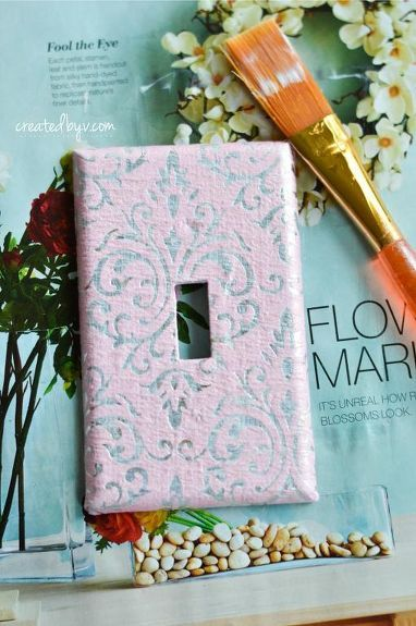 How To Decorate Your Switch Plates Decorative Switch Plate Electrical Outlet Covers Switch Plates