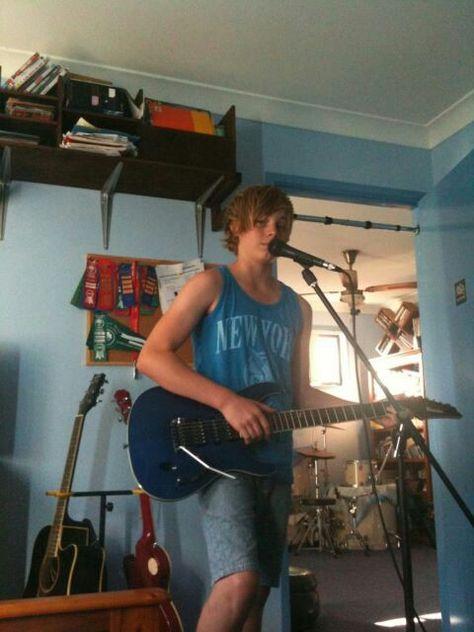Lukey.