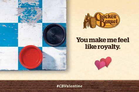 You make me feel like royalty. #CBValentine