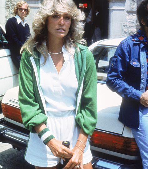@Alex Leichtman M What Wear - #TBT Style Spotlight: Farrah Fawcett