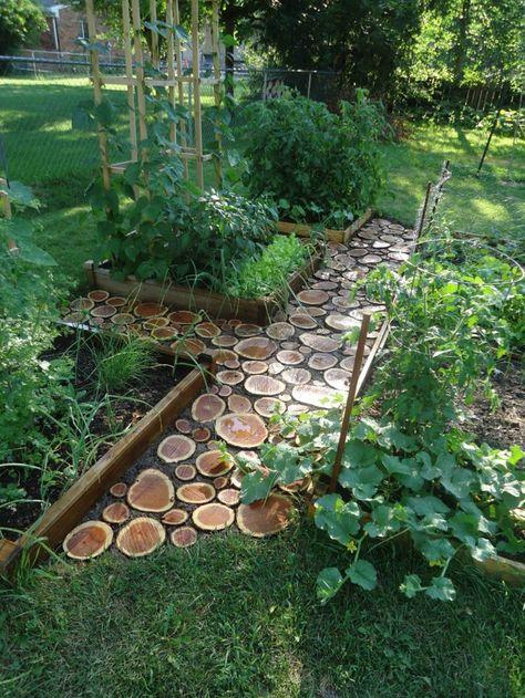 ein runder Steingarten mit grauem Kies und grünen Pflanzen - innovative matratze fur doppelbett erlaubt eine bewegungsfreiheit