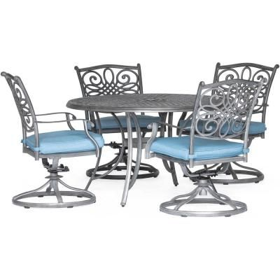 43+ Hanover traditions 5 piece dining set Top