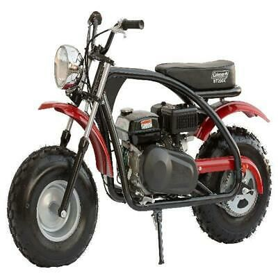 Coleman Powersports 200cc Trail Gas Powered Mini Bike Bt200x B In 2020 Mini Bike Gas Powered Mini Bike Bike