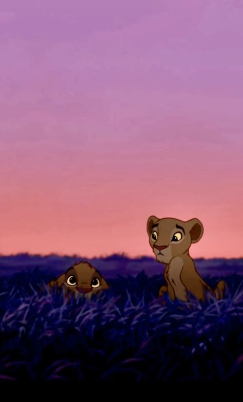 Disney's Lion King - Simba gets a lesson
