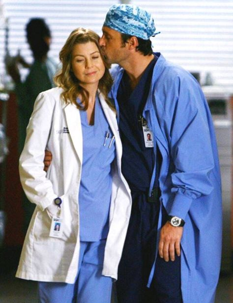 Meredith & Derek, Grey's Anatomy from Most Dysfunctional TV Couples As the Shondaverse turns. As the Shondaverse turns. Anatomy Grey, Greys Anatomy Derek, Greys Anatomy Couples, Grey Anatomy Quotes, Greys Anatomy Season 3, Greys Anatomy Episodes, Greys Anatomy Cast, Personajes Grey's Anatomy, Series Lgbt
