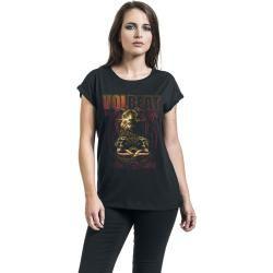 Ladies Bandshirts - Volbeat Louder And T-ShirtEmp.