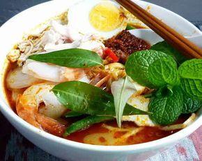 Resep Laksa Ayam Bogor Enak Mudah Resep Hari Ini Resep Masakan Asia Resep Makanan Resep Masakan