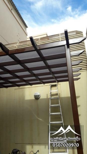 برجولات رؤية الافضل للمظلات والسواتر 0507020970 Outdoor Structures Pergola Home