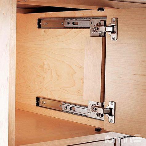 hardware for appliance garage For the Home Pinterest Appliance - comment changer une porte