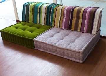 Como Hacer Los Cojines Del Sofa.Sofa Suelo Cojines Para Sofa Cojines De Suelo Cojines Sofa Y