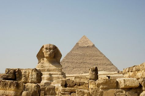 Pyramids of Egypt...One place I want to go before I die.