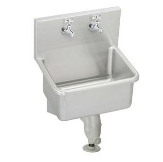 Ess2319c Stainless Steel 23 X 18 1 2 Wall Mount Service Sink