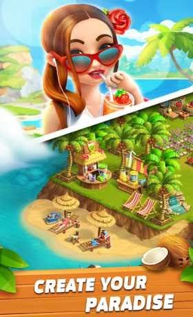 Funky Bay Farm & Adventure game is a Simulation Game for