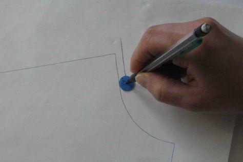 "SEW EASY 1//4/"" Magic Seam Marker Guide ER301 seam allowance template ER301"