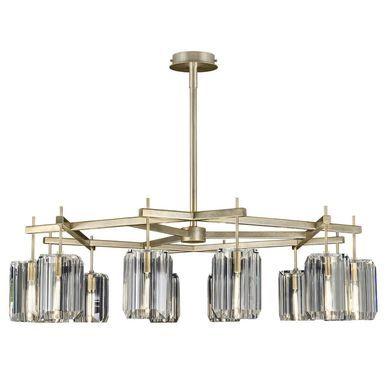 Fine Art Lamps Monceau 875140 2st Chandelier Fine Art Lamps