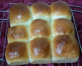 Resep Hokkaido Milk Bread Roti Kasur Sobek No Butter Lembut Oleh Wiendha Ratnasari Cookpad Resep Makanan Rotis Resep