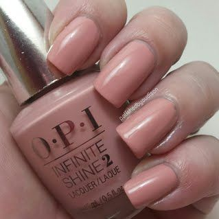 Opi Infinite Shine You Can Count On It Rose Pink Polish Is Used To Create This Classic Manicure Add Shine And Longer Staying Power To Your Nails W Infinite Shine Opi Infinite Shine Rose Pink Polish