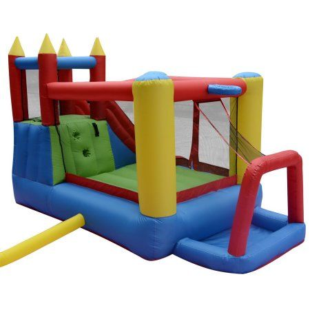 Buy Clearance Ecby Children Bounce House Castle Jumper Bouncer