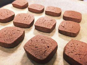 クッキー ココア