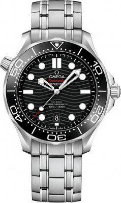 Omega Seamaster Diver Omega Co-Axial Master Chronometer -