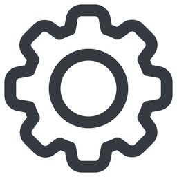 Gear Cog Settings Icon Website Icons Icon Icon Gear