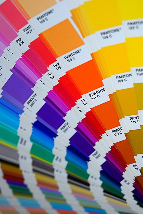 Pantone's Color Trends & Pallettes for 2013       via DigiShopTalk