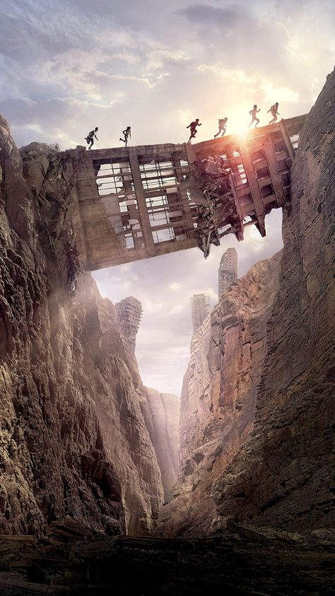 Maze Runner: The Scorch Trials (2015) Phone Wallpaper | Moviemania
