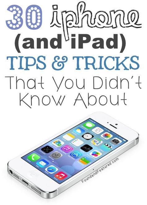 30 iPhone and iPad tips and tricks to make you faster and more efficient   ZDNet