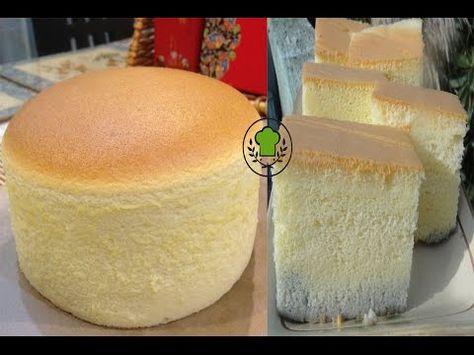 طريقة عمل الكيكة الاسفنجية الفرنسية بدون محسن ناجحة ومضبوطة Youtube Banana Cake Recipe Cake Recipes Yummy Food Dessert