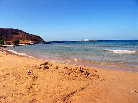 Pera Galini Beach In Rethimno Crete