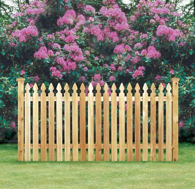 Pin On Fence Landscaping
