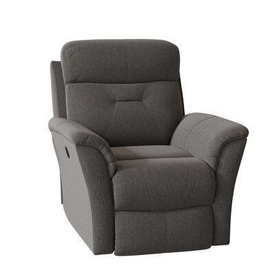 Southern Motion Flicker Rocker Recliner Body Fabric Adele Graphite Reclining Type Power Plus In 2020 Recliner Pebble Beach Fabric