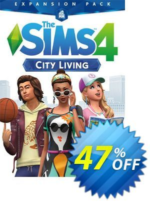 57 Off The Sims 4 City Living Expansion Pack Pc Deal On Black Friday Offer November 2020 Ivoicesoft In 2020 Sims 4 City Living Sims 4 Sims