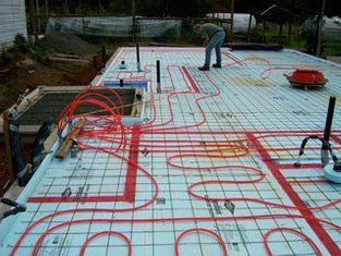 Radiant Floor Hydronic Water Heating System Radiant Floor Water Heating Heating Systems