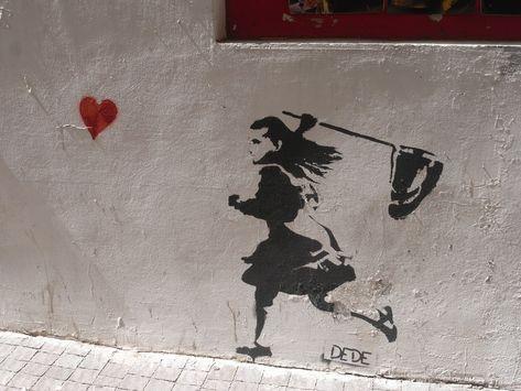 Banksy. Tel Aviv.   - Street Art - #art #Aviv #Banksy #street #Tel