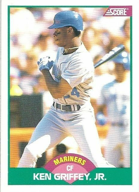 Pin By Durr Gruver On Score Baseball Cards Baseball Baseball