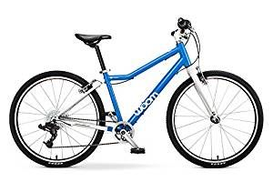 Woom 5 Pedal Bike 24 8 Speed Ages 7 To 11 Years Blue