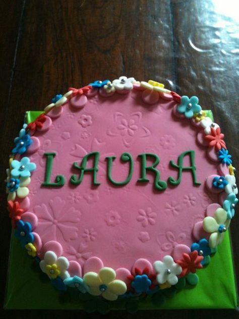 Roze Verjaardagstaart | Simsalataart Tegelen