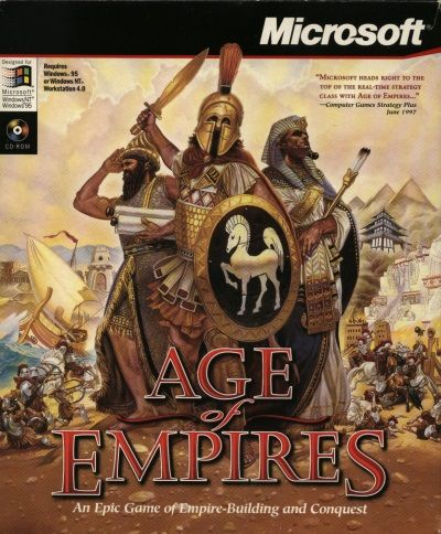 Age Of Empires Released On October 26 1997 Was The First Game