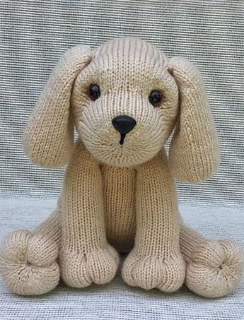Knitting Pattern For Puppy Love Love Knitting Patterns Knitting