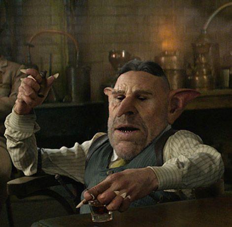 Gnarlack Af Fantastic Beasts Ron Perlman Wizarding World
